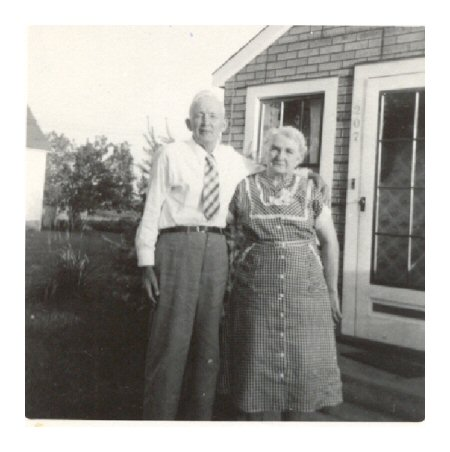 Kenneth and Bessie (Redmond) Bell